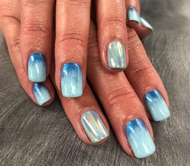 Day 243 Summer Sunshine Nail Art Nails Magazine