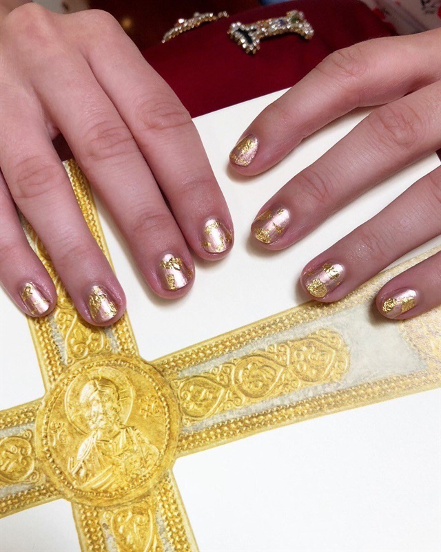 Nails From The 2018 Met Gala Nails Magazine