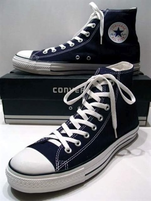 <p>Converse All Star shoes</p>