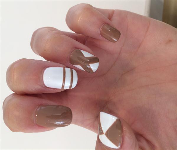 chanelinspired nail art style nails magazine