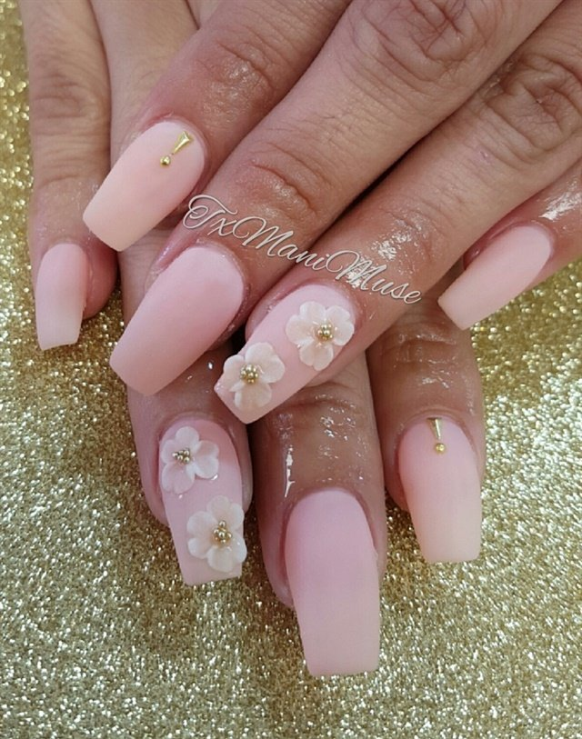 Sandra Garcia Mia Bella Nails San Antonio Texas