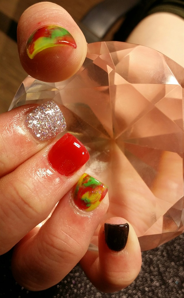 nails magazine nail salon techniques nail art business - 640×1036