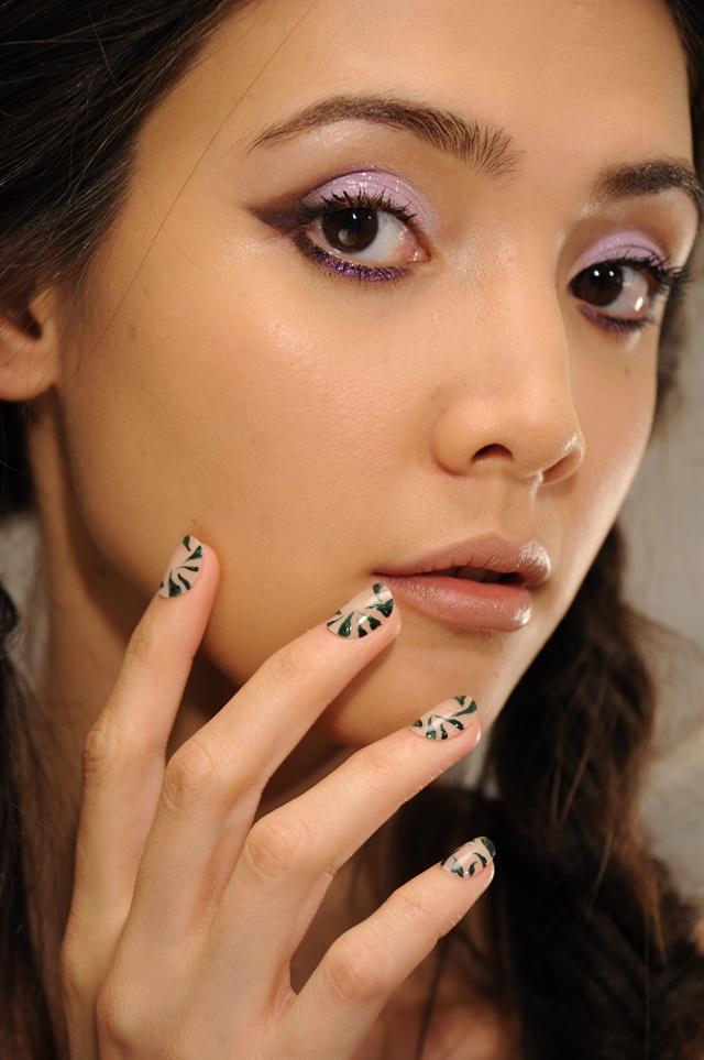 Nyfw Ss 2017 Cnd For Alice Olivia Style Nails Magazine