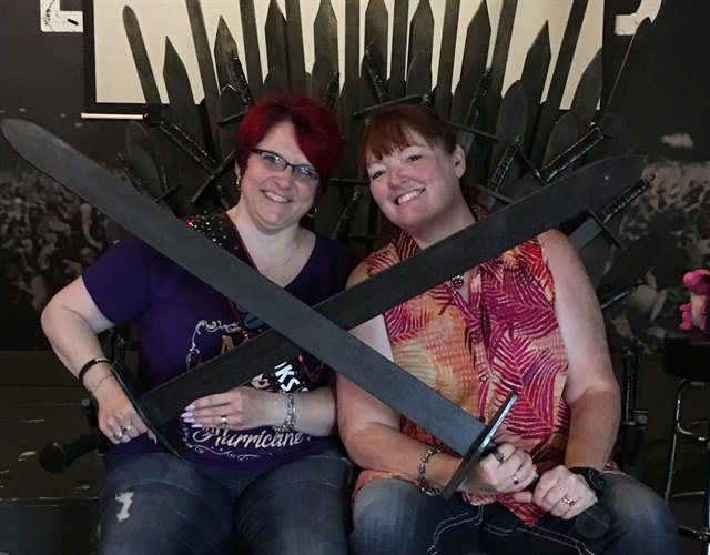 <p>With a huge party that was triple themed in <em>Game of Thrones</em>, <em>Supernatural</em>, and Grumpy Cat, Melissa turned 50 in style!</p>