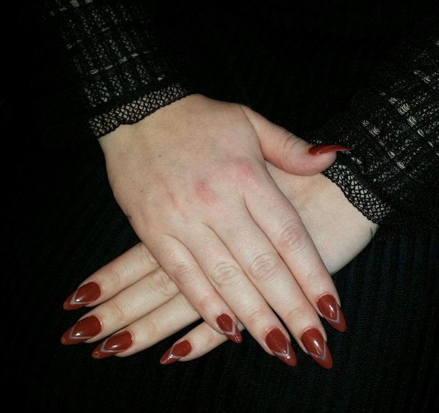 Hello: Look at Adele\'s Latest Nails - - NAILS Magazine