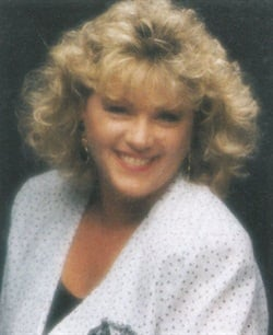 <p>Vicki Peters, licensed nail technician and manager of NAILS Magazine Shows</p>