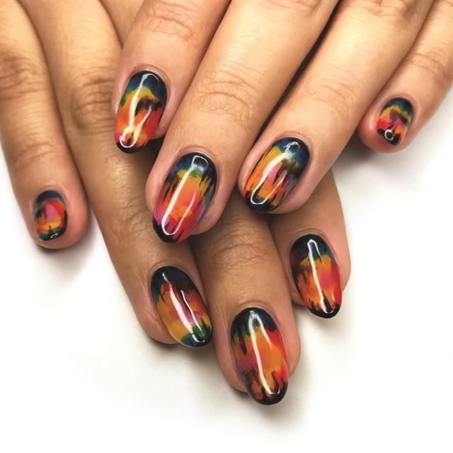 The Artist Behind Bakeneko Nails Style Nails Magazine