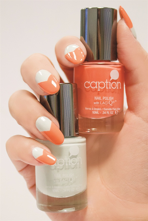 Caption Nail Art for Summer - Style - NAILS Magazine