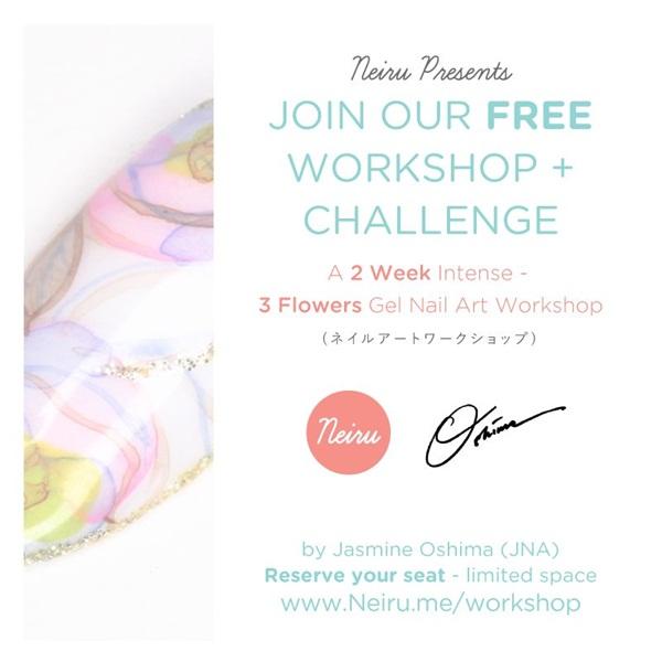 Neiru Offers Free Nail Design Workshop - - NAILS Magazine