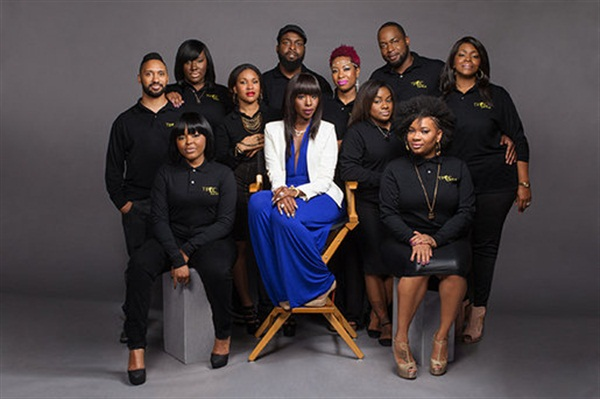 "The cast of ""Boss Nails"" airing Tuesday nights on Oxygen. Watch for Lavette's review every week."