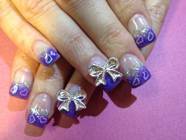 Hidden Money Five Easy Nail Art Designs Customers Cant Resist