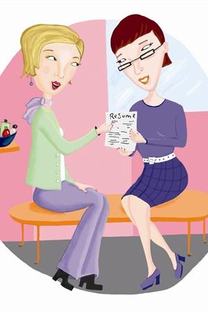 How To Ace Your Salon Job Interview Career Handbook