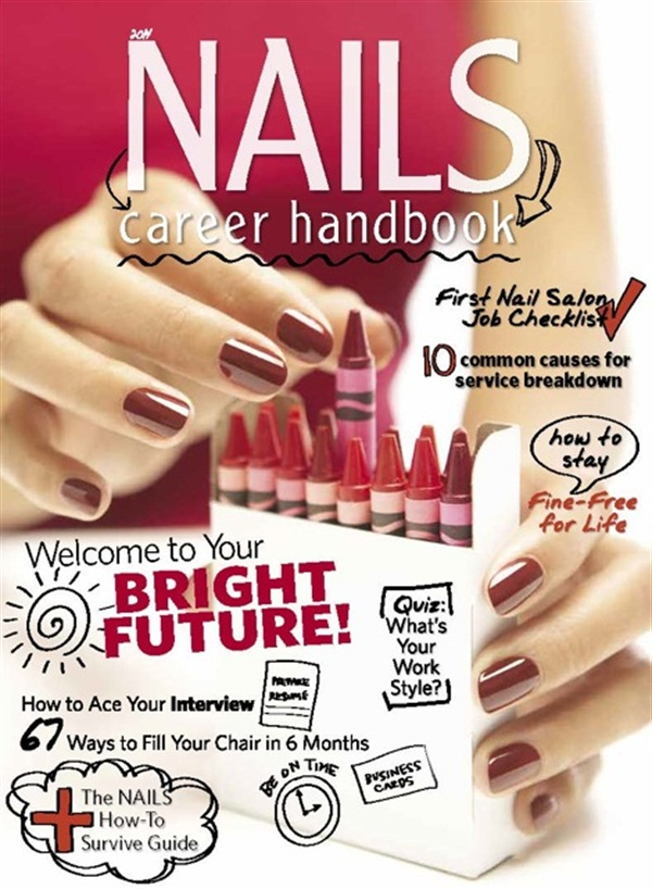 NAILS Career Handbook 2014 Available Now - Education - NAILS Magazine