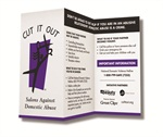 <p>The collateral/educational materials from Cut It Out are available free of charge.</p>