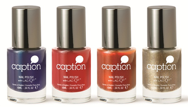 Young Nails Introduces Caption A Gel Like Polish That Guarantees Lasting Shine And Easy Removal Is Incorporated With Lacq3 To Harden