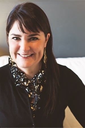 <p>Salon owner Kelly Moreland provides upscale service at reasonable prices.</p>
