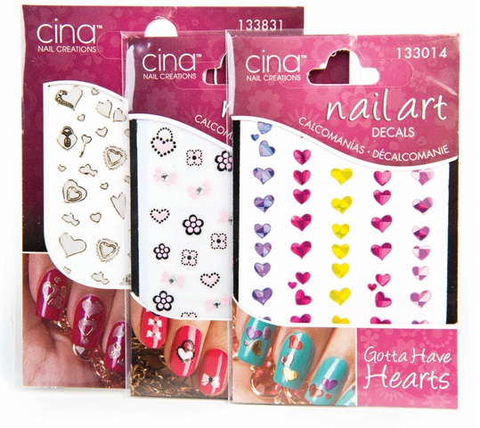Nail Art Decals Style Nails Magazine