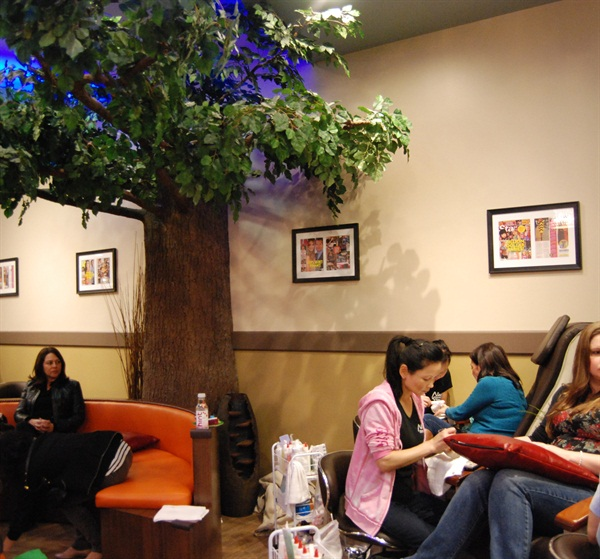 Nail Garden Franchise Opens Seventh Location - - NAILS Magazine