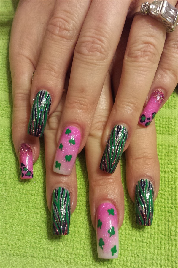 Day 73 Signs Of March Nail Art Nails Magazine