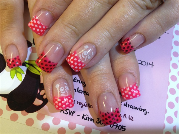 - Day 171: Summer Fun Nail Art - - NAILS Magazine