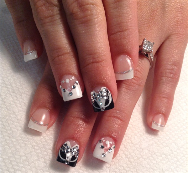Day 181 Bride Groom Nail Art Nails Magazine