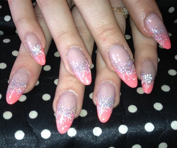 Day 210 Baby Stiletto Nail Art Nails Magazine