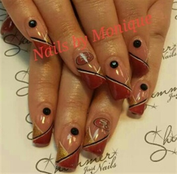 Shimmer Just Nails