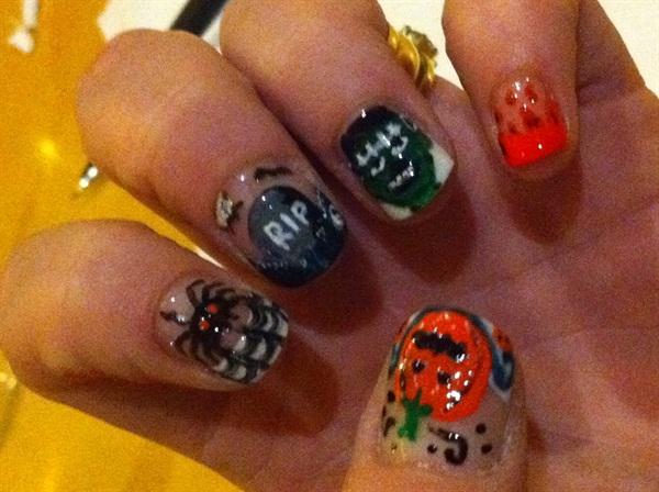 Day 275 Rip Nail Art Nails Magazine