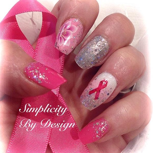 Day 287 Simply Pink Designs Nail Art Nails Magazine