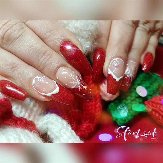 Day 341 Christmas Jumper Nail Art Nails Magazine