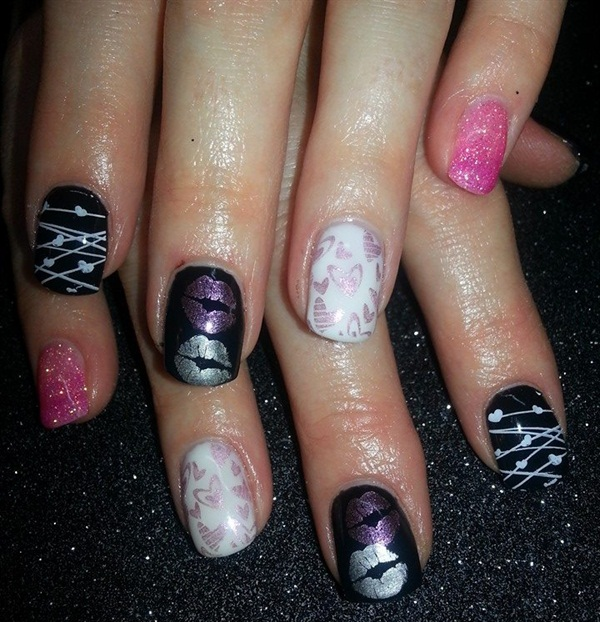 Day 35 Xoxo Nail Art Nails Magazine