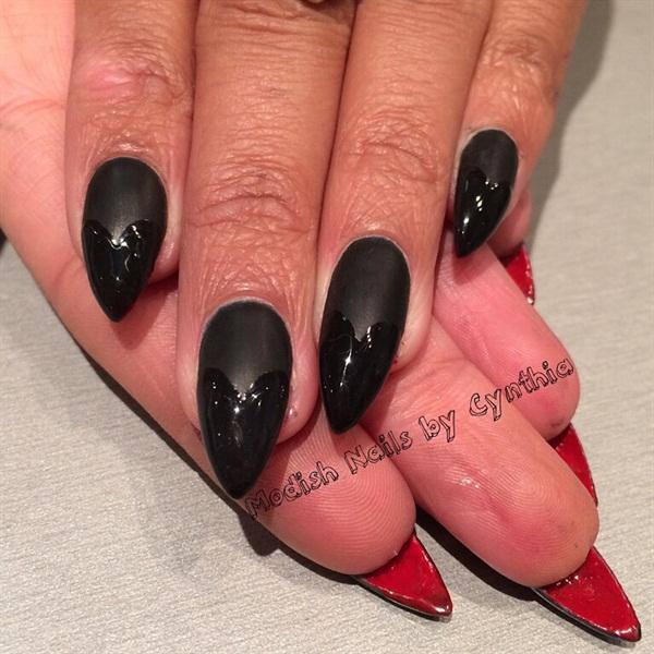 Day 37 Loubou Valentine Nail Art Nails Magazine