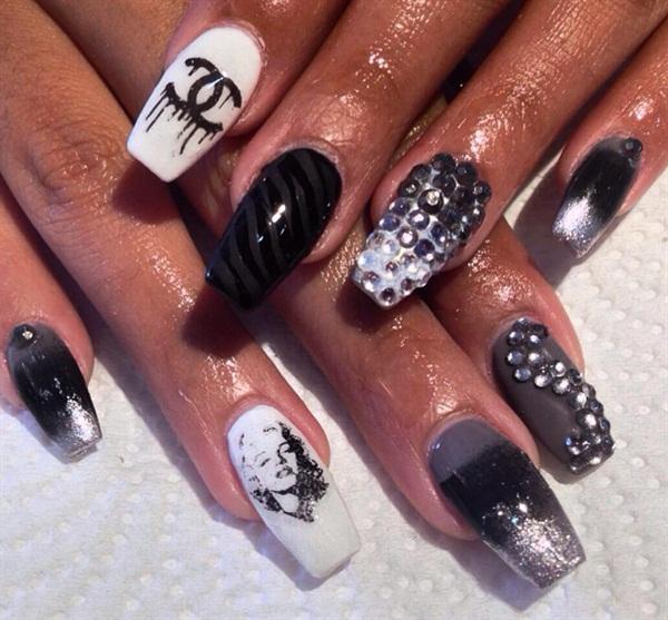 Day 77 full range nail art nails magazine prinsesfo Gallery