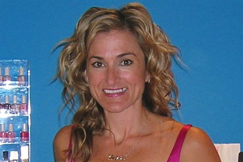 <p>Originally an aerobics instructor, owner Cassie Piasecki is at the salon every day now.</p>