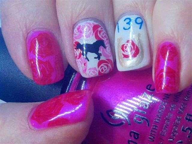 11 Nail Designs In Honor Of The Kentucky Derby Nails