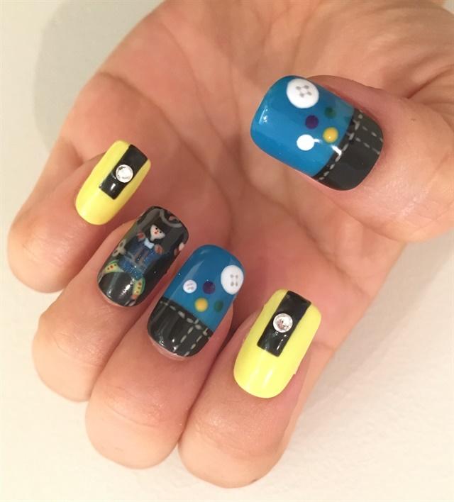 Fashion Forward Nutcracker Nail Art Style Nails Magazine