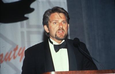 <p>Paul Dykstra in 2000.</p>