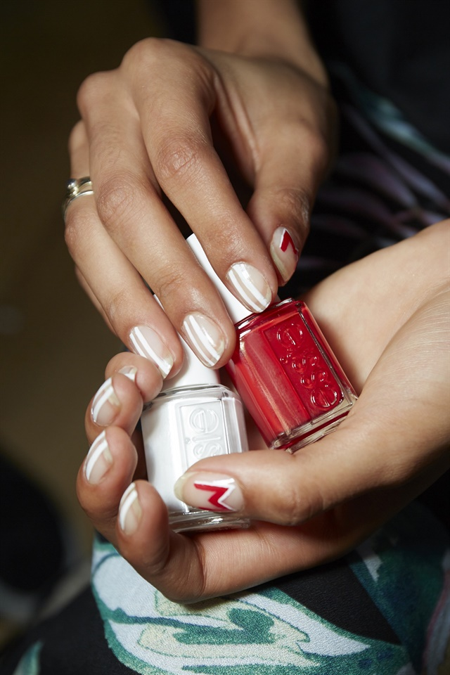 NYFW S/S 2018: Essie for Monse, Michael Costello - Style - NAILS ...