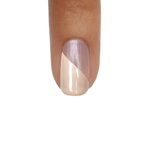 Essie Windswept Ombre Spring Nail Art Tutorial Style Nails Magazine