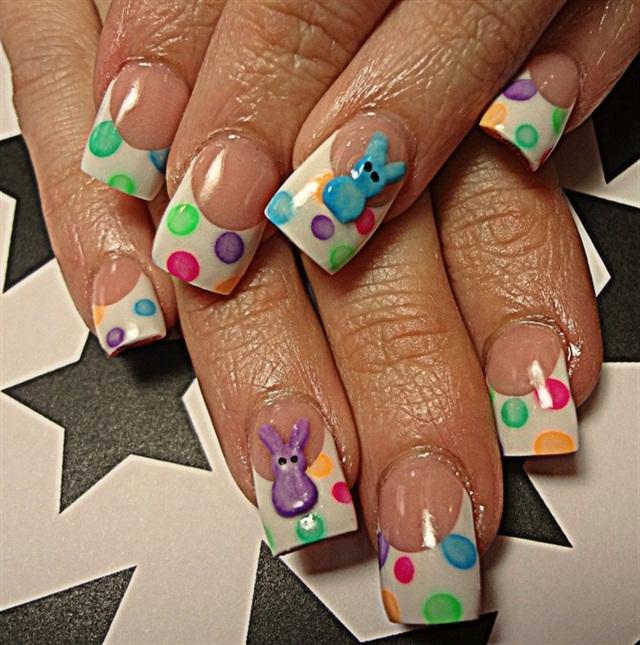 "<p>Via <a href=""http://nailartgallery.nailsmag.com/dcgroves/photo/359244/peeps"">Nail Art Gallery</a></p>"