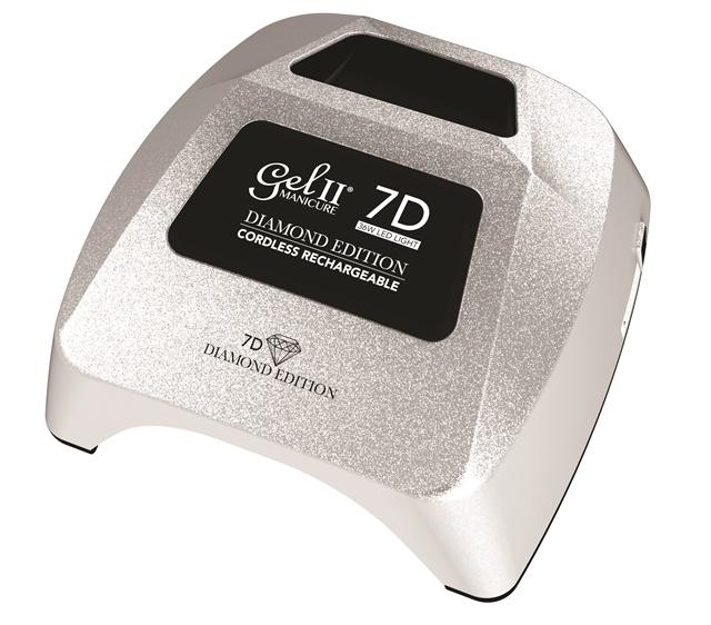 Gel II 7D Diamond Edition UV/LED Cordless Lamp - Technique - NAILS ...