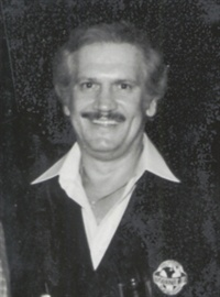 <p>Jim George in 1989</p>