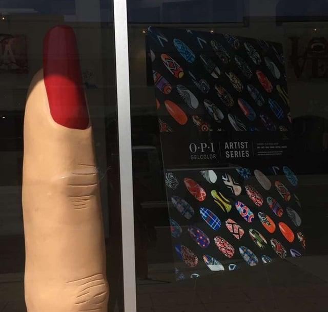 OPI Launches GelColor Artist Series - Technique - NAILS Magazine