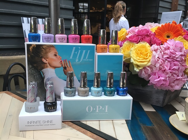 <p>OPI Fiji Spring 2017 collection&nbsp;</p>