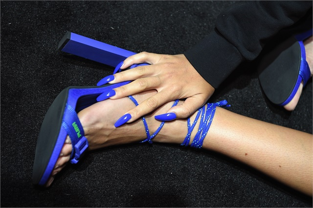 Nyfw Ss 2018 Young Nails For Fenty Puma Style Nails Magazine