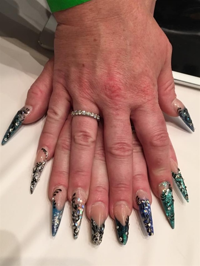 <p>Photo credit: Beth Livesay, NAILS Magazine @nsinails</p>
