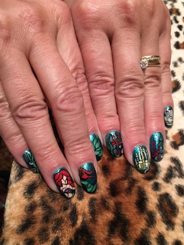 <p>Photo credit: Beth Livesay, NAILS Magazine @krysnails</p>