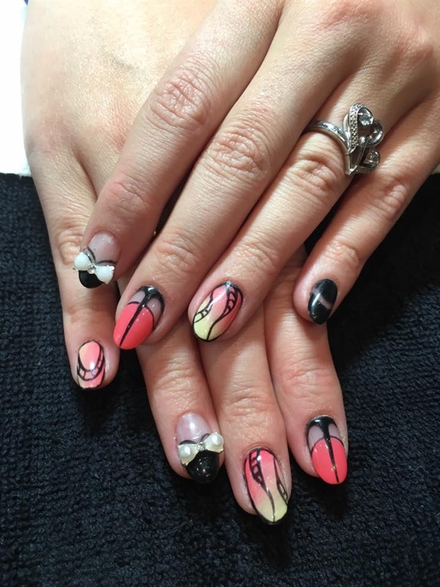 Photo credit: Beth Livesay, NAILS Magazine @biosculptureusa