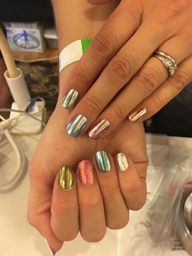 <p>Photo credit: Beth Livesay, NAILS Magazine @wildflowersnails</p>