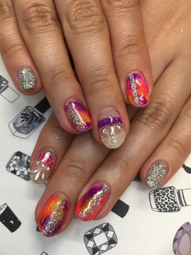 Nail Art from ABS Chicago 2017 - - NAILS Magazine